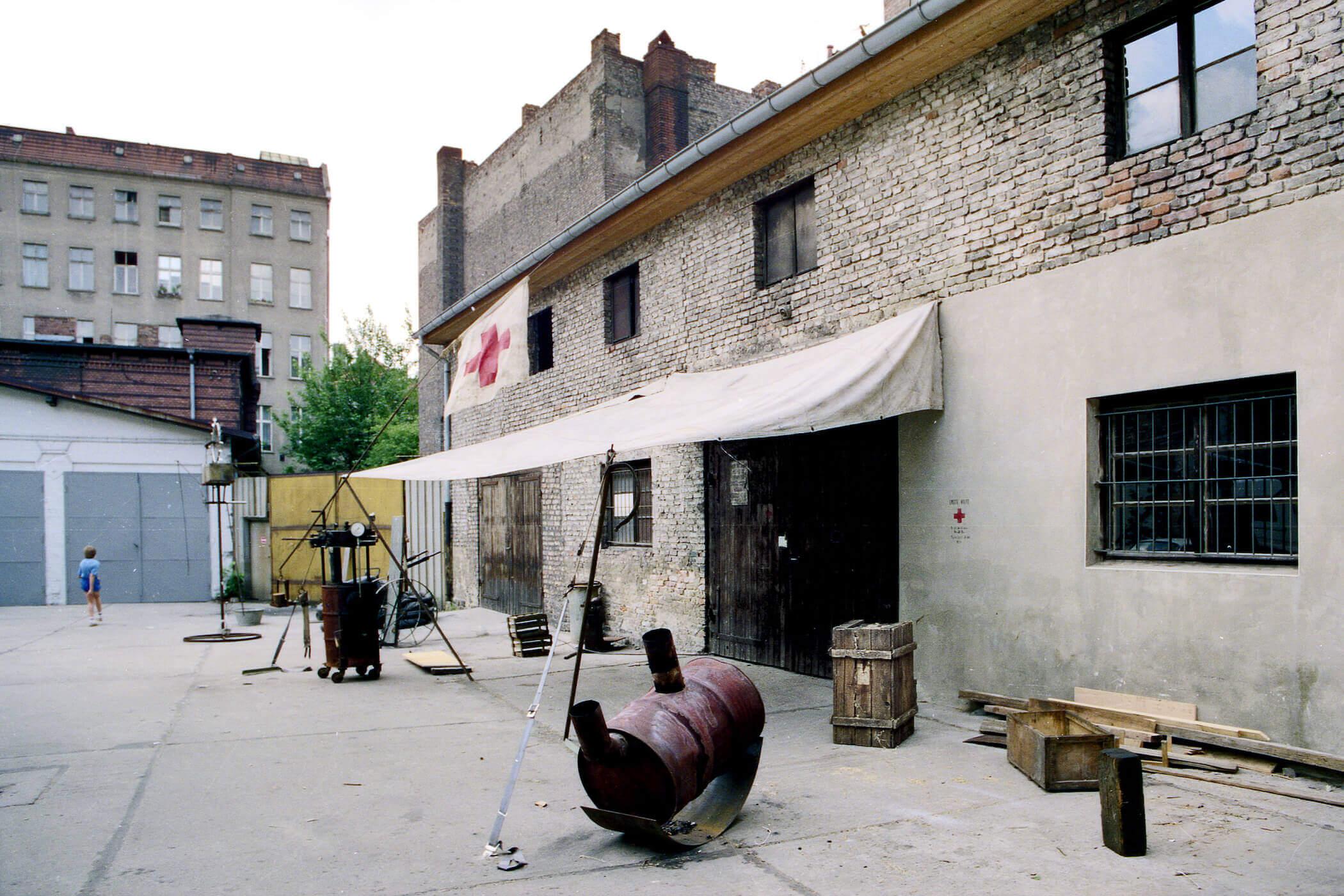 Heckmann Höfe 1992